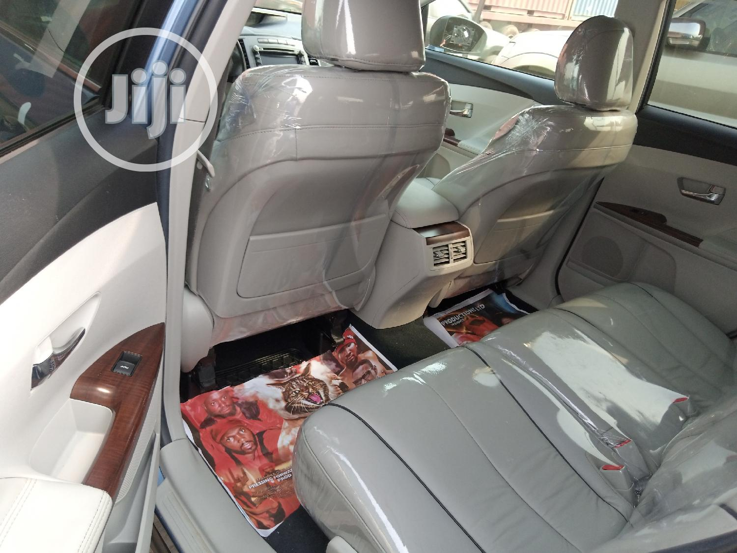 Toyota Venza 2011 V6 AWD Blue | Cars for sale in Apapa, Lagos State, Nigeria
