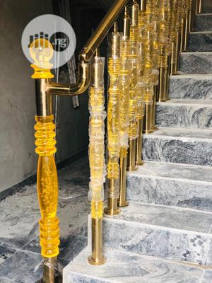 Cristal Handrails | Building Materials for sale in Lagos State, Ibeju