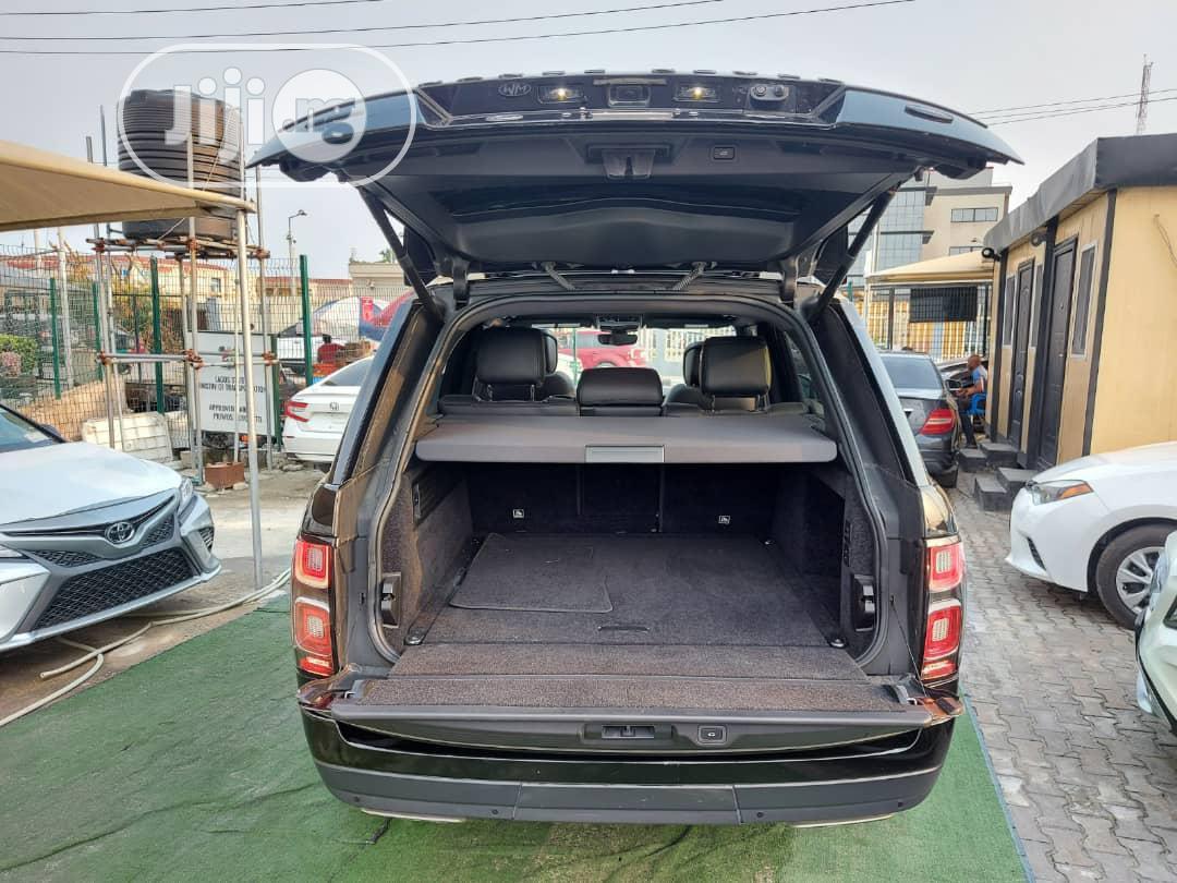 Land Rover Range Rover Vogue 2018 Black   Cars for sale in Lekki, Lagos State, Nigeria