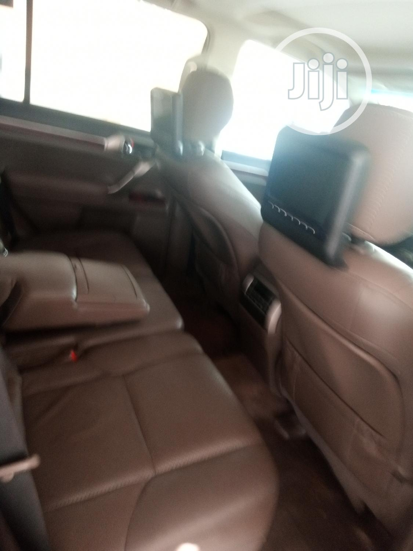 Archive: Lexus GX 2020 460 Luxury Black