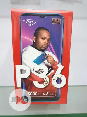New Itel P36 16 GB Blue | Mobile Phones for sale in Lagos State, Ikeja