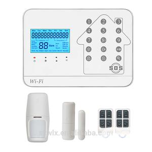 GSM WIFI Smart Home Alarm System   Safetywear & Equipment for sale in Lagos State, Ikeja