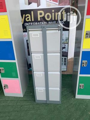 Quality 4 Drawer Metal Cabinet | Furniture for sale in Abuja (FCT) State, Central Business District
