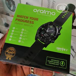 Tempo S W2 Oraimo Smart Watch OSW-20 | Smart Watches & Trackers for sale in Lagos State, Ikeja