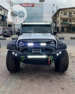 Jeep Wrangler 2018 White | Cars for sale in Lagos State, Ikeja