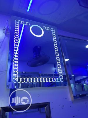 Round Design LED Mirror | Home Accessories for sale in Lagos State, Amuwo-Odofin