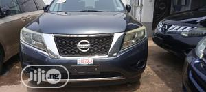 Nissan Pathfinder 2014 Blue | Cars for sale in Lagos State, Surulere