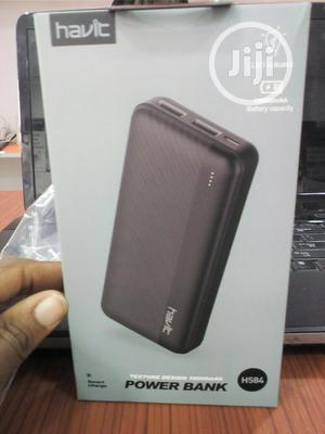Havit H584 Testure Design 10000mah Power Bank   Accessories for Mobile Phones & Tablets for sale in Lagos State, Ikeja