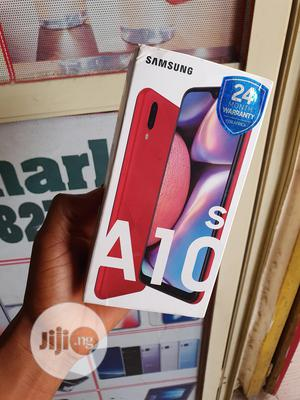 New Samsung Galaxy A10s 32 GB Red | Mobile Phones for sale in Edo State, Benin City
