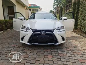 Lexus GS 2016 White   Cars for sale in Lagos State, Magodo