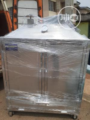 Cat Fish Smoking Kiln Fully Stainless (250kg Capacity)   Farm Machinery & Equipment for sale in Oyo State, Ibadan