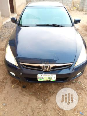 Honda Accord 2005 Automatic Blue | Cars for sale in Abuja (FCT) State, Central Business District