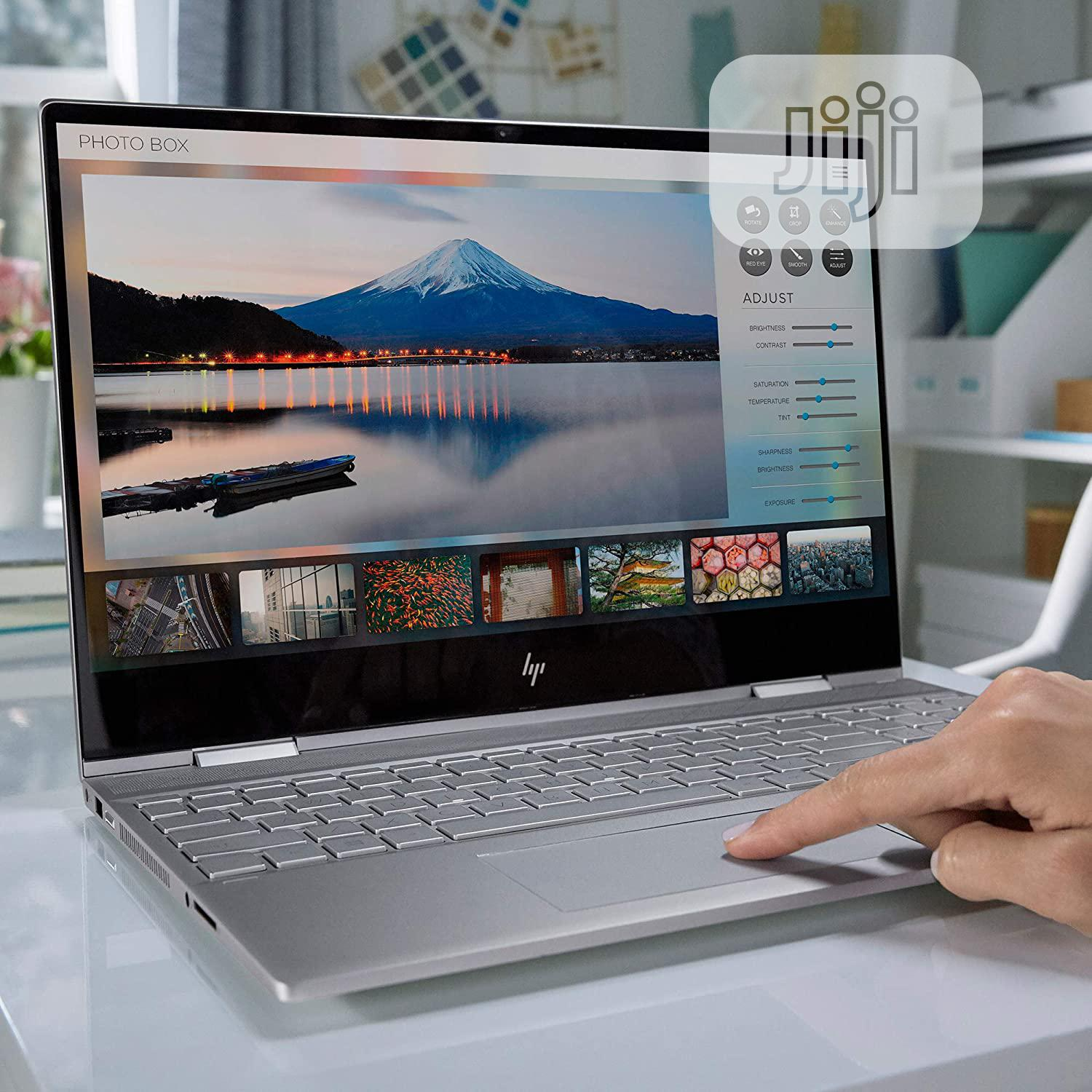 New Laptop HP Envy X360 15t 8GB Intel Core I5 SSD 512GB | Laptops & Computers for sale in Ikeja, Lagos State, Nigeria