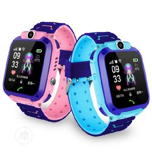 Q12 Waterproof Smart Watch Phone With GPS Positioning   Babies & Kids Accessories for sale in Lagos State, Ojo
