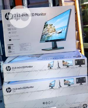 Hp 23.8-Inches LED Monitor | Computer Monitors for sale in Lagos State, Lekki