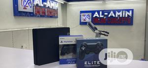 Playstation 4 Slim With 2 Controllers   Video Game Consoles for sale in Oyo State, Ibadan