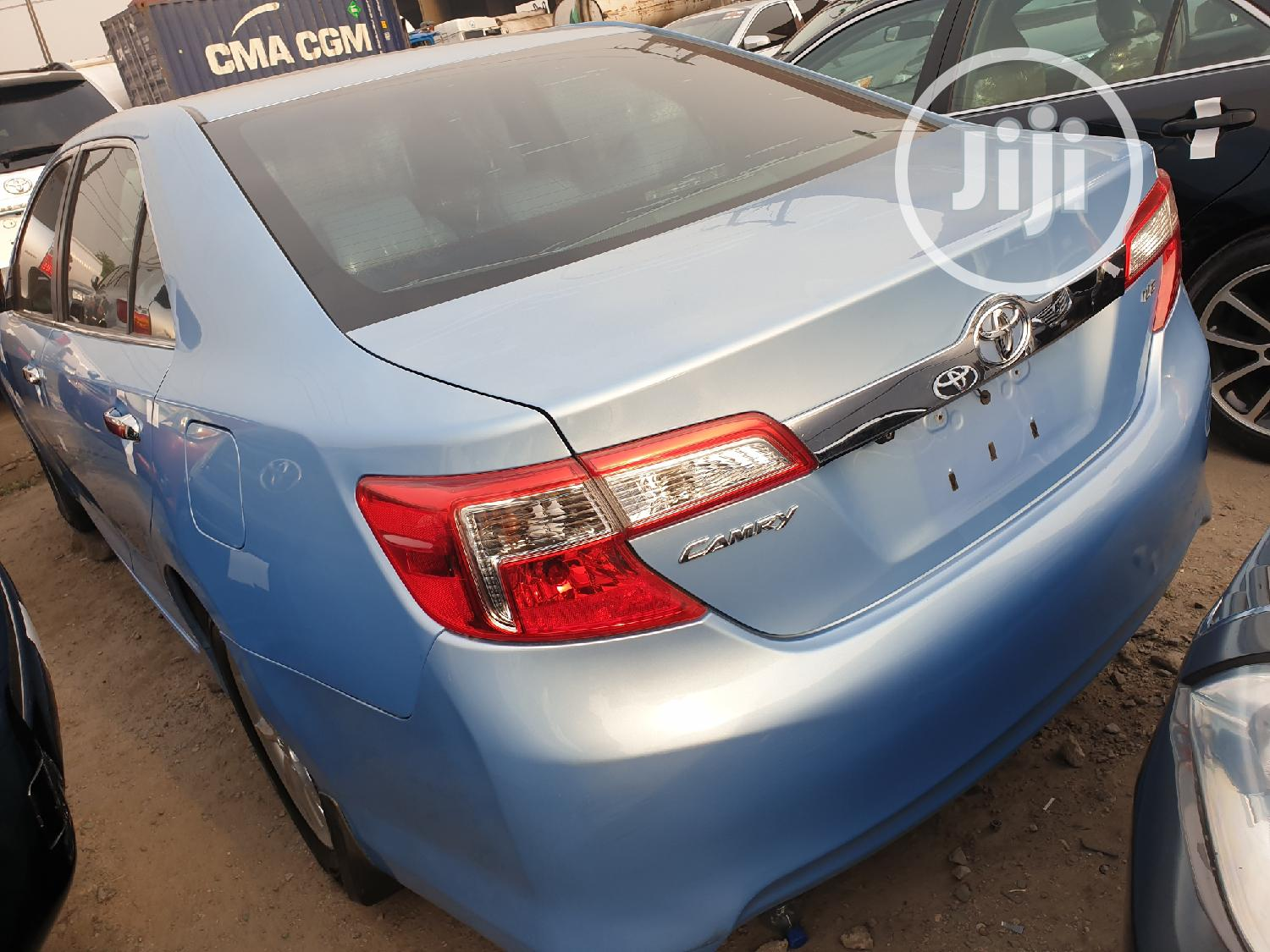 Archive: Toyota Camry 2012 Blue