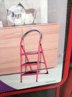 Fold Able Steel Ladder For Multipurpose Use | Hand Tools for sale in Lagos State, Gbagada