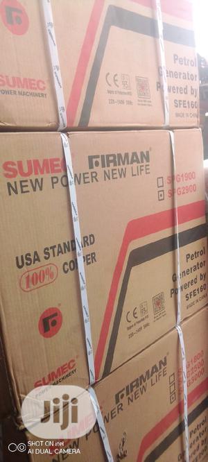 Sumec Firman Generator | Electrical Equipment for sale in Lagos State, Ikeja