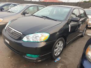 Toyota Corolla 2004 Black | Cars for sale in Lagos State, Apapa