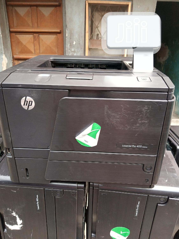 Hp Laserjet Pro 400 Printer Black and White