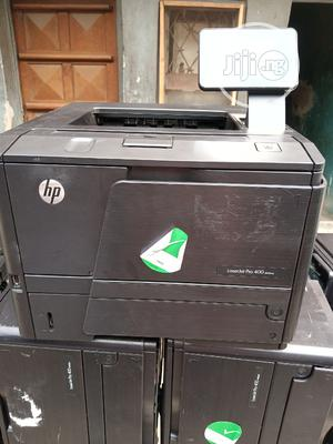 Hp Laserjet Pro 400 Printer Black and White | Printers & Scanners for sale in Lagos State, Surulere