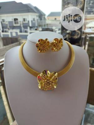 Choker Necklace and Earrings | Jewelry for sale in Lagos State, Ojo