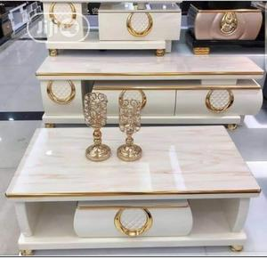 Imported Modern TV Stand and Center Table | Furniture for sale in Lagos State, Ojo