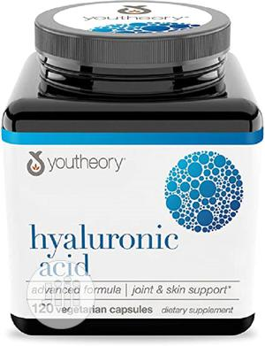 Youtheory Hyaluronic Acid Advanced With Boswellia, 120 Count   Vitamins & Supplements for sale in Lagos State, Ojo