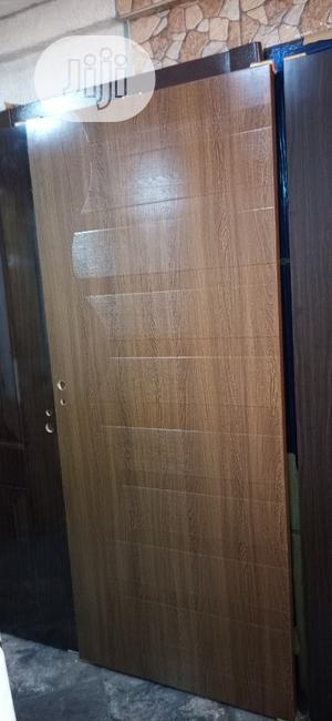 Turkish Wooden Magnetic Door.   Doors for sale in Lagos State, Orile