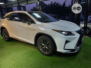 Lexus RX 2019 350 F Sport AWD White   Cars for sale in Abuja (FCT) State, Central Business District