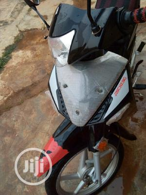 Jincheng JC 110-9 2018 Black   Motorcycles & Scooters for sale in Lagos State, Agege