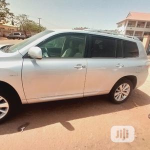 Toyota Highlander 2007 Silver | Cars for sale in Abuja (FCT) State, Karu