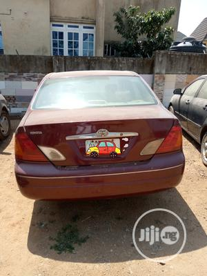 Toyota Avalon 2001 Red   Cars for sale in Abuja (FCT) State, Kubwa