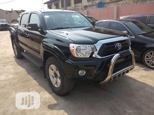 Toyota Tacoma 2014 Black | Cars for sale in Lagos State, Ikeja