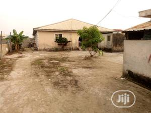 4bedroom Bungalow With 2 Front Stores for Sale at Aiyeteju | Houses & Apartments For Sale for sale in Lagos State, Ibeju