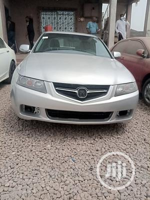 Acura TSX 2006 Base Silver   Cars for sale in Oyo State, Ibadan