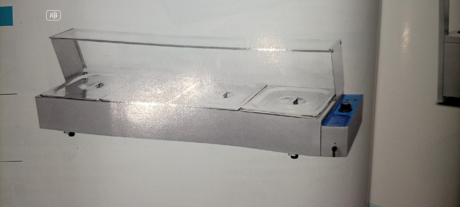 Archive: Compact Bain Marie