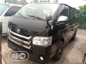 Toyota Hiace Bus, Hummer One Black   Buses & Microbuses for sale in Lagos State, Apapa