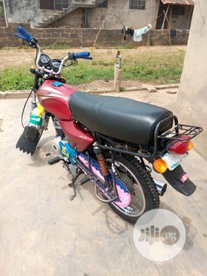 Bajaj Boxer 2019 Red | Motorcycles & Scooters for sale in Lagos State, Ikorodu