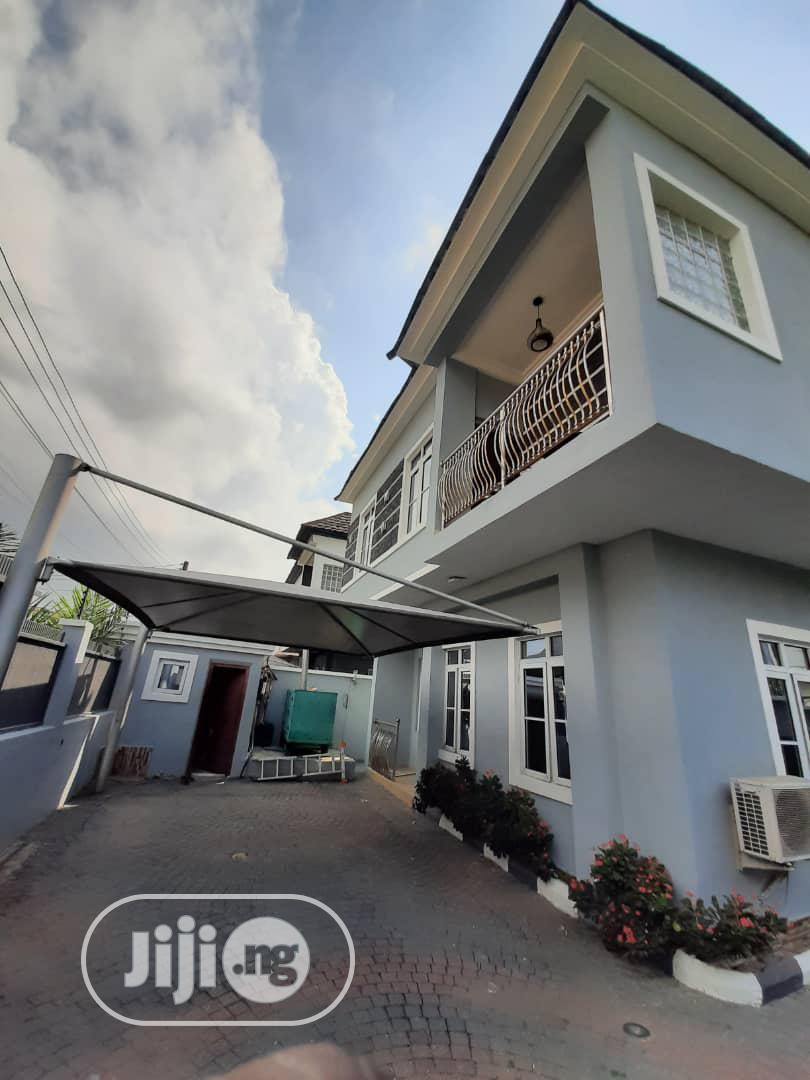 Archive: Luxuriously Fitted 5 Bedroom Fully Detached Duplex With BQ