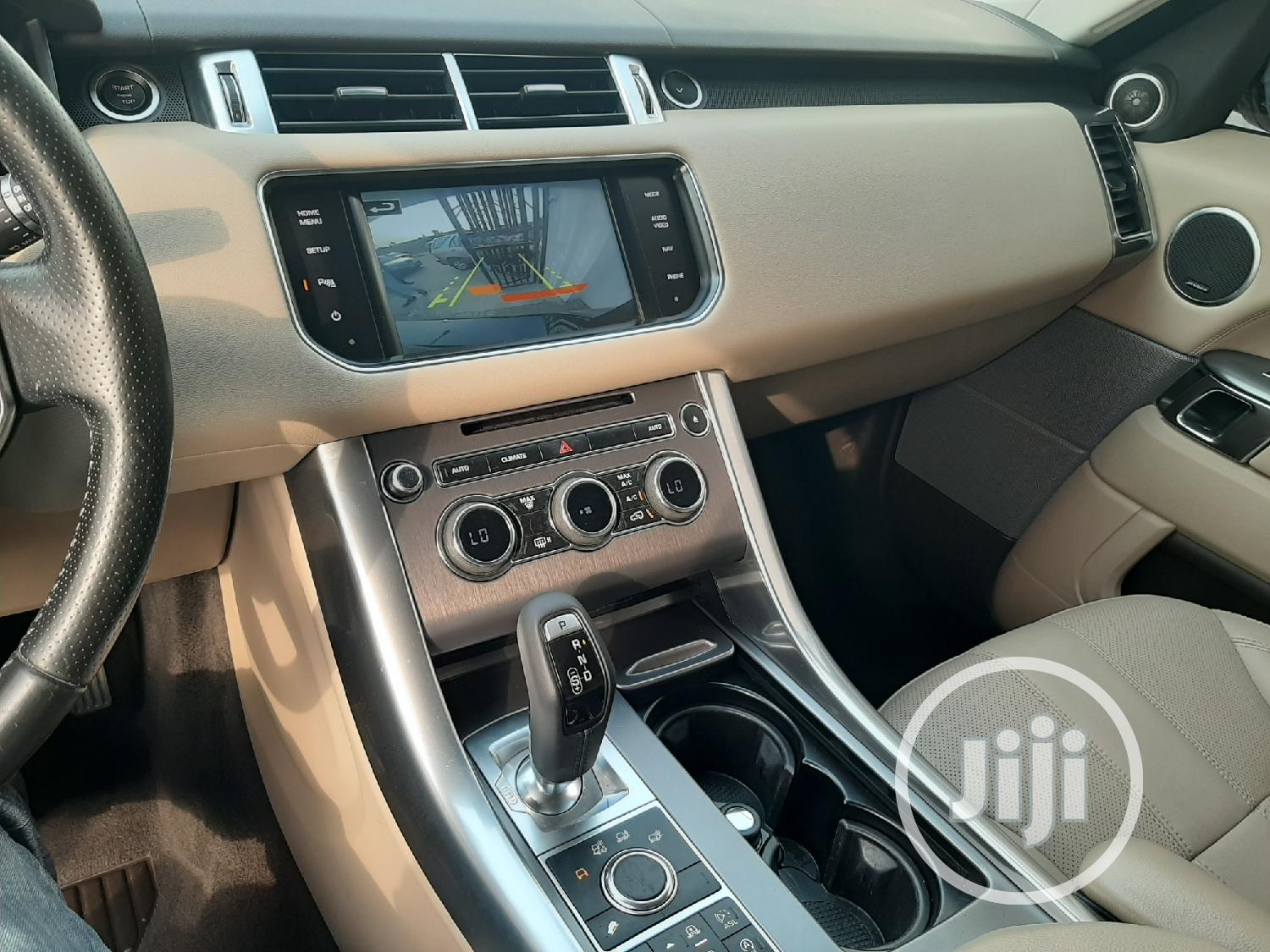 Land Rover Range Rover Sport 2015 Black | Cars for sale in Surulere, Lagos State, Nigeria