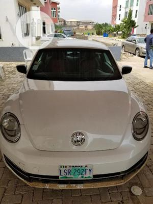 Volkswagen Beetle 2014 White | Cars for sale in Lagos State, Magodo