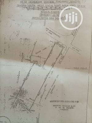 1 Acre 2 Plots of Land Forsale   Land & Plots For Sale for sale in Ibadan, Iyanganku