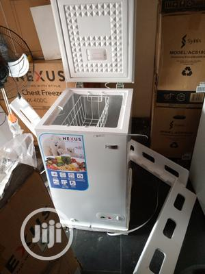 Nexus Chest Freezer 150litters   Kitchen Appliances for sale in Lagos State, Ikeja