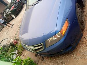 Acura TSX 2007 Automatic Blue   Cars for sale in Oyo State, Ibadan