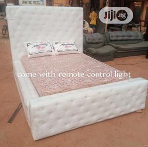 4,1/2 By 6 Fit Waterproof Bed   Furniture for sale in Lagos State, Ikorodu