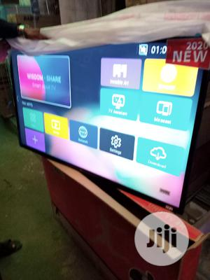 55 Inches LG Smart Android Tv | TV & DVD Equipment for sale in Lagos State, Ikeja