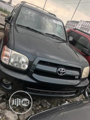 Toyota Sequoia 2007 Black | Cars for sale in Lagos State, Lekki