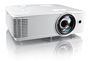 Optoma 3700 Lumens Short Throw, Bright and Compact Projector | TV & DVD Equipment for sale in Lagos State, Ikeja